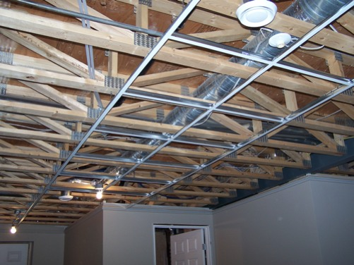 Ceilings For Commercial Use Or Office Use Hgc India